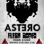 Concert Astero si Flesh Rodeo in Logik Club Bucuresti