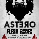 Concert Astero si Flesh Rodeo in Logik Club Bucuresti