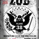 Concert Z.O.B. in Club A din Bucuresti