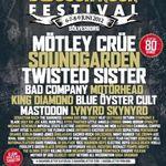 Filmari cu Motley Crue la Sweden Rock 2012