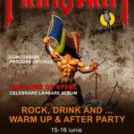 Castiga invitatii la concertul Manowar Ia warm up party-ul din 15 iunie!