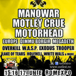 Castigatorii tricourilor si discurilor cu Manowar la concursul OST FEST