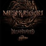 Meshuggah si Decapitated pornesc in turneu european