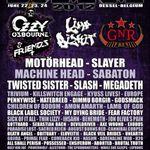 Filmari din spatele scenei cu Megadeth la Graspop 2012