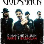 Godsmack anuleaza concerte din cauza problemelor de sanatate