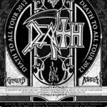 Noi filmari din turneul Death To All, In Memoriam Chuck Schuldiner