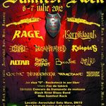 Ce se intampla la Samfest Rock in 2012?