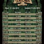 Program Ghost Fest si reguli acces