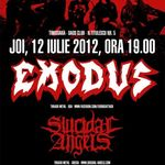 Concert Exodus si Suicidal Angels joi in Club Daos din Timisoara
