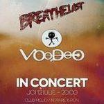 Castigatorii invitatiilor la concertul Breathelast si Voodoo in club Mojo