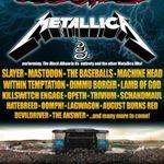 Metallica: Filmari de la Nova Rock