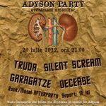 Concert caritabil cu Truda si Silent Scream in Cluj-Napoca