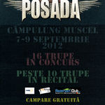 Premii in valoare totala de 2000 euro la Festivalul POSADA