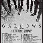 Gallows: Teaser pentru documentarul noului album