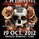 Concert Therion la Bucuresti: Doar doua saptamani cu bilete reduse