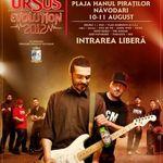 URSUS Evolution: 25.000 de mii de fani au trait live evolutia muzicii romanesti in Navodari