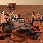 Muzica Anthrax folosita pentru a trezi Curiosity pe Marte!