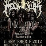 Reactia oficiala a organizatorilor concertului Marduk cu privire la amenintari