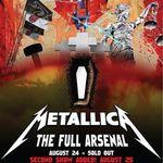 Metallica: Bilete de 5 dolari vandute cu 50 de dolari