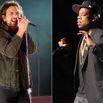 Pearl Jam live impreuna cu Jay-Z (video)