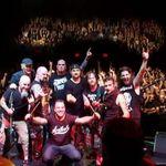 Phil Anselmo canta piese Pantera alaturi de membri Slayer si Anthrax