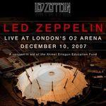Concertul Led Zeppelin din 2007 va rula in cinematografe