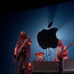 Foo Fighters au sustinut un concert in cadrul lansarii noului iPhone