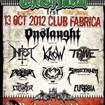 Castiga doua invitatii la Romanian Thrash Metal Fest! Pe Facebook!