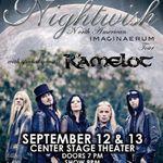 Nightwish: Filmari de la inceputul turneului american