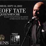 Geoff Tate canta (din nou) piese Queensryche