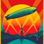 Filmari de la conferinta de presa Led Zeppelin din Londra