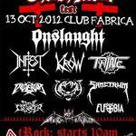 Romanian Thrash Metal Fest: Program plus detalii despre bilete