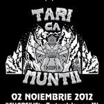 Trooper face public afisul concertului aniversar Tari ca muntii
