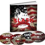 Slash lanseaza un box-set de patru discuri