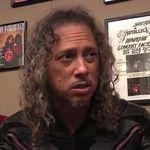 Kirk Hammett isi prezinta albumul foto horror (video)