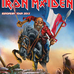 Iron Maiden confirma un nou concert in 2013