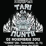 Castiga un suvenir rock'n'roll cu biletul la concertul aniversar Trooper: Tari ca muntii