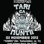 Trooper: Sesiune de autografe vineri de la ora 20.00 in Chaos Club