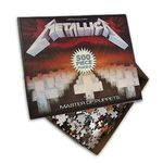 Metallica lanseaza puzzle-uri pentru Master Of Puppets si And Justice For All