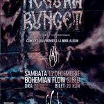 Negura Bunget, Kultika si Din Brad: Concert sambata la Sibiu