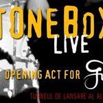Stonebox canta alaturi de FusionCore in Club Fabrica
