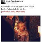 Fani si prieteni s-au adunat pentru a aduce un omagiu lui Mitch Lucker (foto si video)
