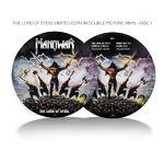 Noul album Manowar pe picture vinyl dublu