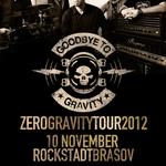 Goodbye To Gravity: Concert sambata la Brasov