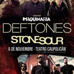 Stone Sour: Filmari din Santiago