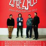 Bilete la concertele din turneul White Walls pe METALHEAD.ro si IaBilet.ro