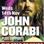 John Corabi a fost concediat din Motley Crue in aceeasi zi in care a fost parasit de iubita