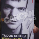 Vama: Tudor Chirila a lansat noul volum