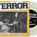 Terror - Hard Lessons (piesa noua)
