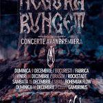 Negura Bunget, trei concerte speciale in acest weekend in Romania!